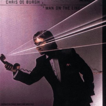 Man On The Line CD