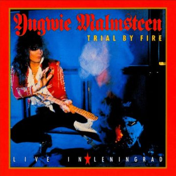 Trial By Fire - Live In Leningrad CD