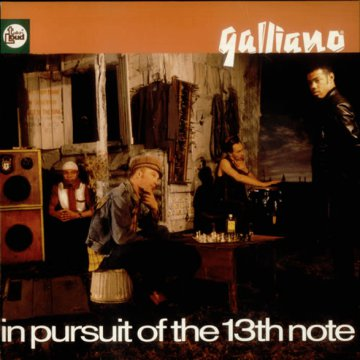 In Pursuit of the 13th Note CD