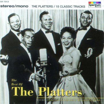 The Best of The Platters CD