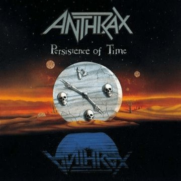Persistence Of Time CD