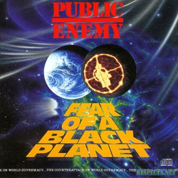 Fear Of A Black Planet CD