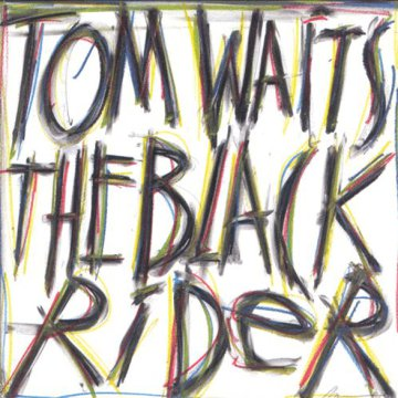 The Black Rider CD