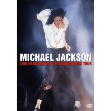 Live in Bucharest - The Dangerous Tour DVD