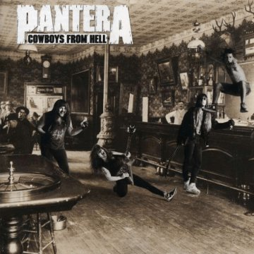 Cowboys From Hell CD