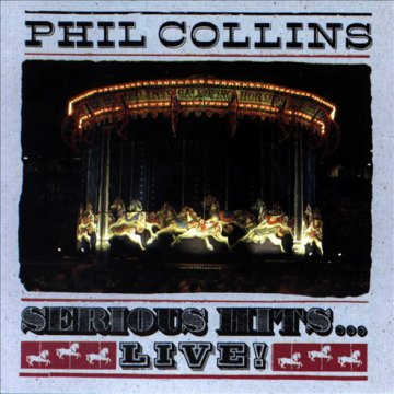 Serious Hits...Live! CD