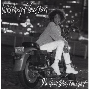 I'm Your Baby Tonight CD