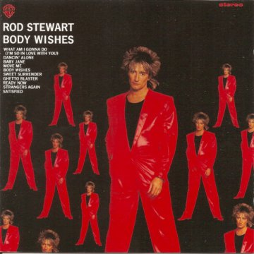 Body Wishes CD