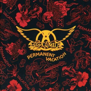 Permanent Vacation CD