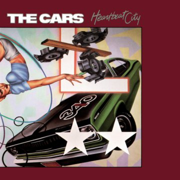 Heartbeat City CD