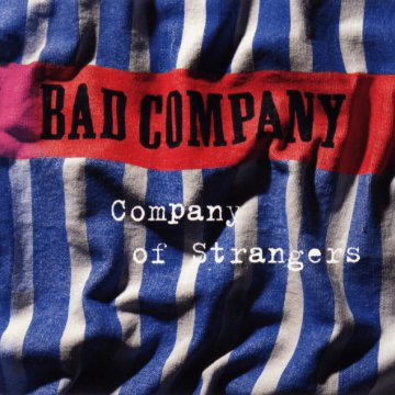 Company Of Strangers CD