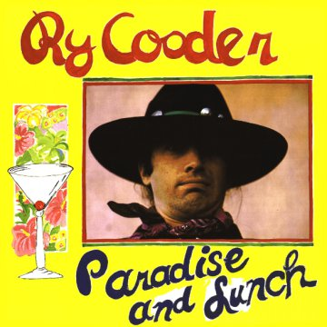 Paradise And Lunch CD
