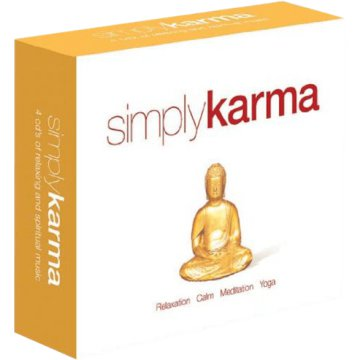 Simply Karma CD