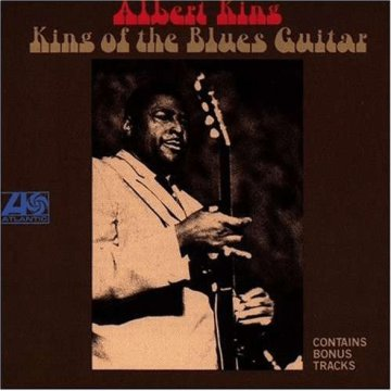King Of The Blues Guitar CD