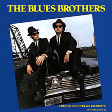 The Blues Brothers (A blues testvérek) CD