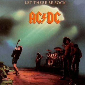 Let There Be Rock CD