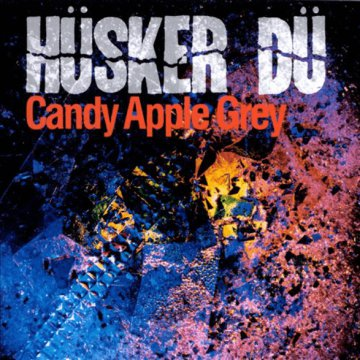 Candy Apple Grey CD