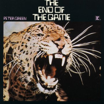The End Of The Game CD