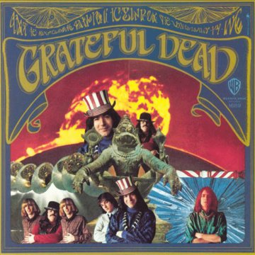 The Grateful Dead CD