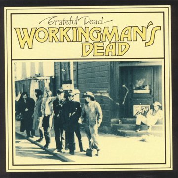 Workingman's Dead CD