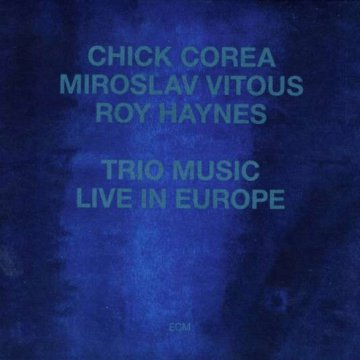 Trio Music - Live In Europe CD