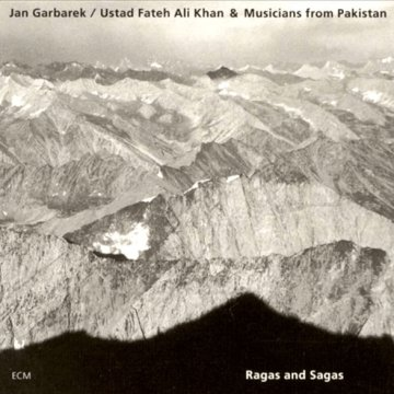 Ragas and Sagas CD