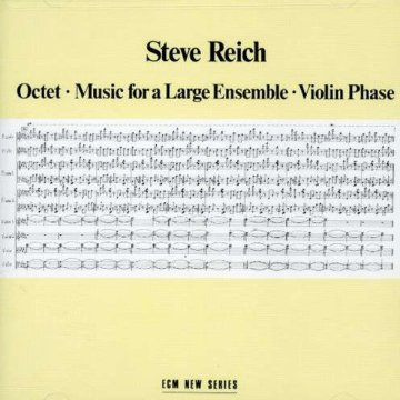 Octet / Music for a Large Ensemble / Violin Phase CD