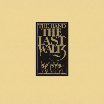 The Last Waltz CD