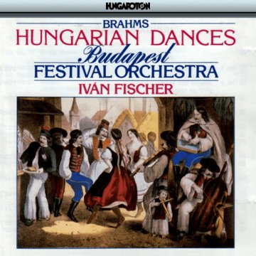 Hungarian Dances (1985) CD