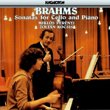 Sonatas for Cello and Piano CD