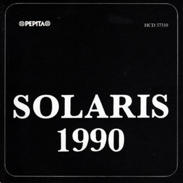 Solaris 1990 CD