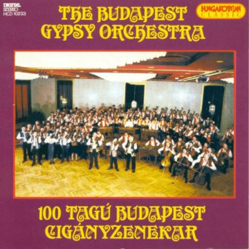 The Budapest Gipsy Orchestra CD