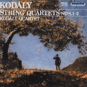Kodály: String Quartets Nos. 1-2 CD