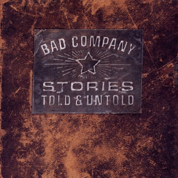 Stories Told And Untold CD