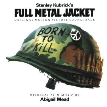 Full Metal Jacket (Acéllövedék) CD