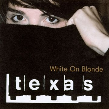 White On Blonde CD