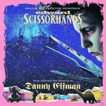 Edward Scissorhands (Ollókezű Edward) CD
