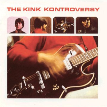 The Kink Kontroversy CD