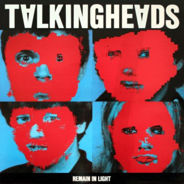 Remain in Light CD