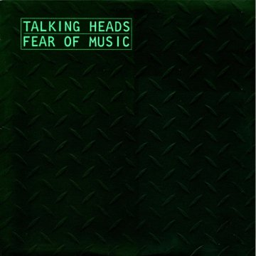 Fear of Music CD