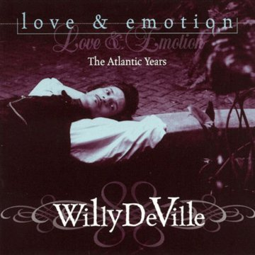 Love And Emotion - The Atlantic Years CD