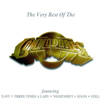 The Very Best of the Commodores CD
