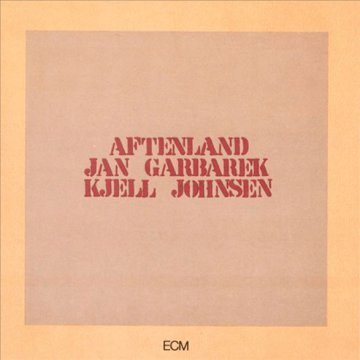 Aftenland CD