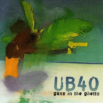 Guns In The Ghetto CD