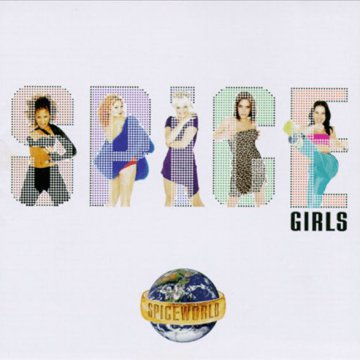 Spiceworld CD