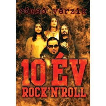 10 év Rock 'N' Roll DVD