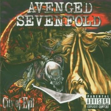 City Of Evil CD