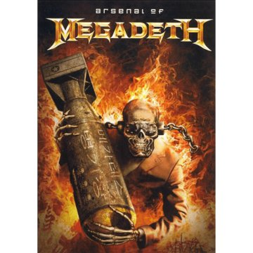 Arsenal of Megadeth DVD