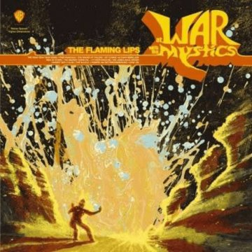 At War With The Mystics CD
