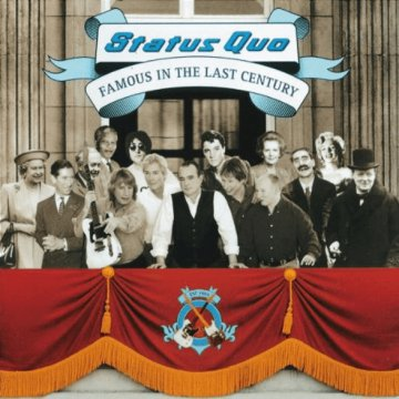 Famous In The Last Century CD